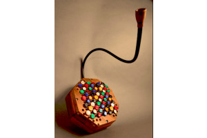 French artisanal Octodyna - 60 buttons