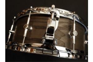 "ASH Snare 5,5"" x 14"" - Blackish Ash Oil"