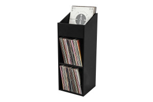 RECORD BOX 330 BLACK