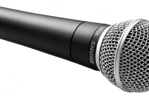 Shure - SM58-LCE Voice Microphone