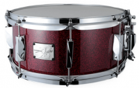 """Canopus - YAIBA II Maple - 14""""x 6,5"""" - Red Sparkle Lacquer"""