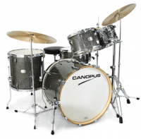 Canopus - Yaiba II Maple Rock kit Gray Sparkle