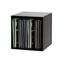 RECORD BOX 110 BLACK
