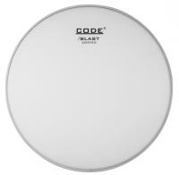 Code Drum Heads - BLAST COATED Bass Drum