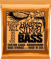 Ernie Ball - Bass strings - Hybrid Slinky (45-105)