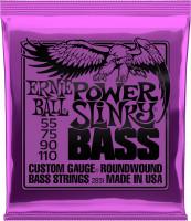 Ernie Ball - Bass strings - Power Slinky (55-110)