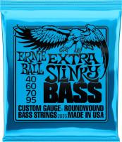 Ernie Ball - Bass strings - Extra Slinky (40-95)