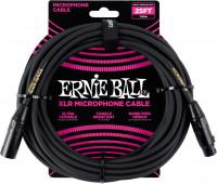 Ernie Ball - 25' male/female XLR Microphone Cable