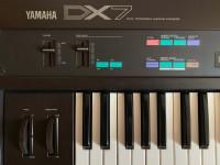 DX-7 Mark I «Chocolate» + case