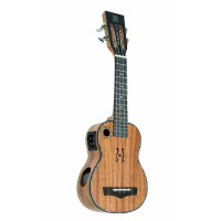 Electro-Acoustic Ukulele QUK-Arawak Soprano SE