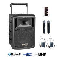 BE 9208 UHF PT ABS
