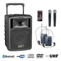 BE 9610 UHF PT ABS