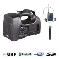 BE 1400 UHF PT