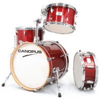 Canopus - Yaiba II Jazz kit Red Sparkle