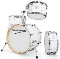 Canopus - Yaiba II Jazz kit White Lacquer